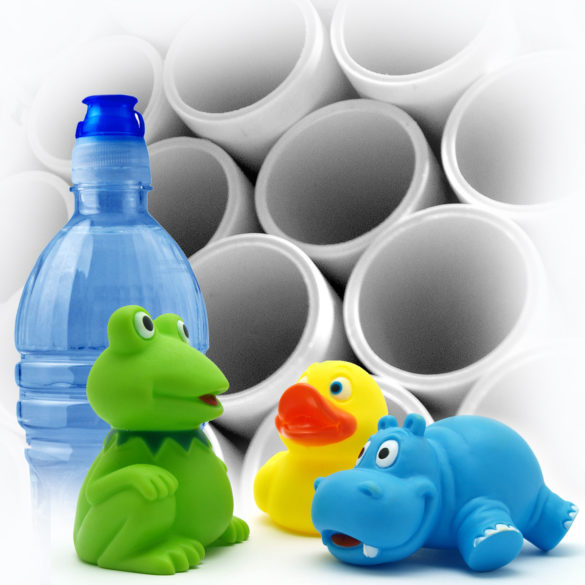 Polymer chemistry - these types of plastic products are tested by EAG scientists